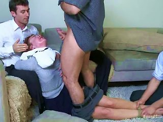 Tomboy Gets Fucked Hard By Her Male Friends Of School! Sexual Domination At Its Best!
